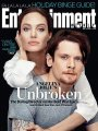 Angelina Jolie Covers 'Entertainment Weekly""