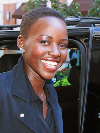 Lupita Nyong'o at the Toronto International Film Festival 2013